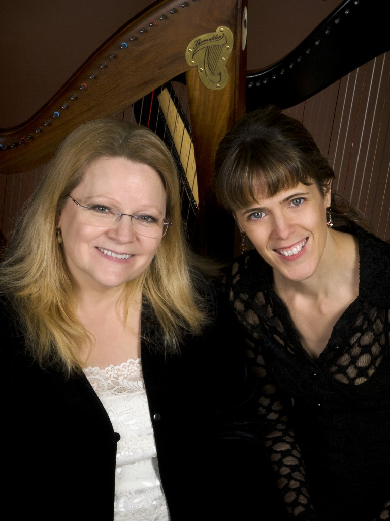Harp Duo with Judy Henry and Rebecca