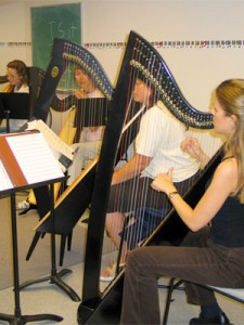 Harp Lessons Harp Workshops